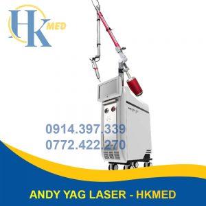 Máy-laser-Andy-Yag-Laser-thiết-bị-hkmed